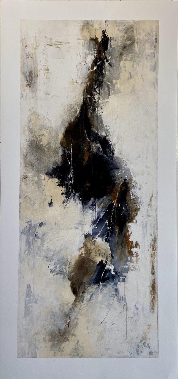 Giclee kunsttryk - raw simplicity