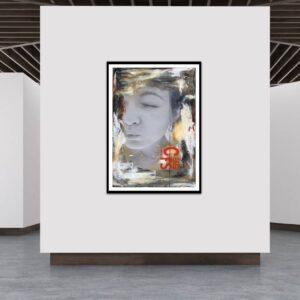 kunstplakat nobody like you