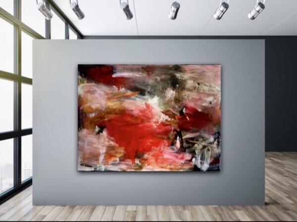 originalt maleri - life is fragile