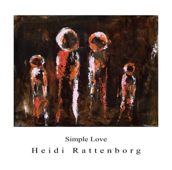 plakat- simple love